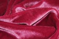 2006 цвет пепельно-розовый Бархат-стрейч