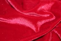 2006 цвет красный Бархат-стрейч