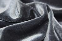 2006 цвет серый Бархат-стрейч