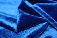 2006 цвет электрик Бархат-стрейч