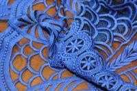 166045 Сетка вышивка D#1 цвет4