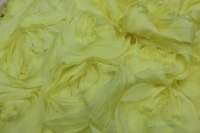 167087 Шифон Розы цвет2