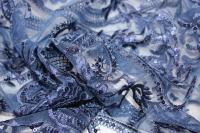 187241 Сетка вышивка-паетки цвет2