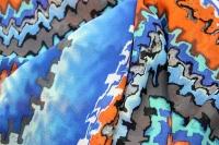 145584 D#081341 цвет3 Шифон-принт